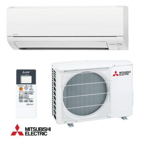 Инверторен климатик Mitsubishi Electric MSZ-DM25VA/MUZ-DM25VA